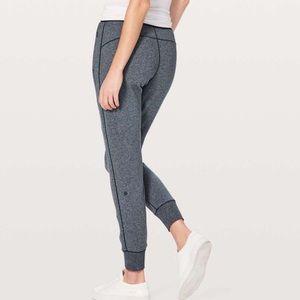Lululemon Joggers cool and collected